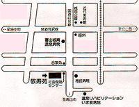 敬寿苑アクセスマップ