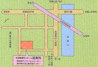 喜寿苑アクセスマップ